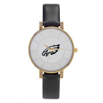 Women's Sparo Philadelphia Eagles Lunar Watch