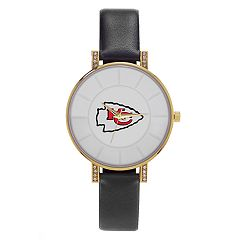 Women's Sparo Kansas City Chiefs Lunar Watch