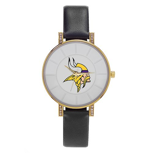 Women's Sparo Minnesota Vikings Lunar Watch