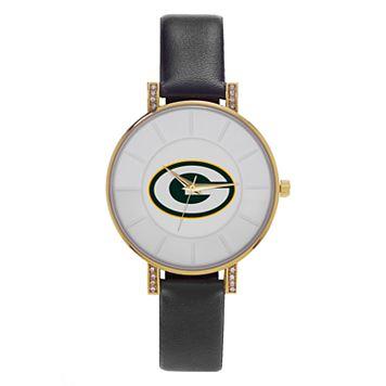 Women's Sparo Green Bay Packers Lunar Watch