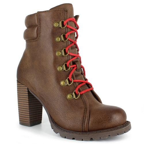 Dolce by Mojo Moxy Nash ... Women's High Heel Ankle Boots