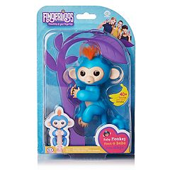 WowWee Fingerlings Boris Monkey
