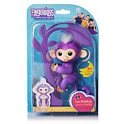 WowWee Fingerlings Mia Monkey