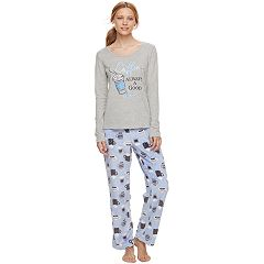 Women's Be Yourself Dreamy Fleece Pajama Set