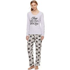 Women's Be Yourself Dreamy Fleece Pajama Set