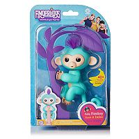 WowWee Fingerlings Zoe Monkey