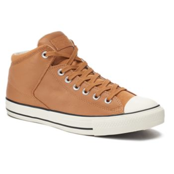 Men's Converse Chuck Taylor All Star High Street Men's Leather Sneakers