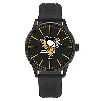 Men's Sparo Pittsburgh Penguins Cheer Watch