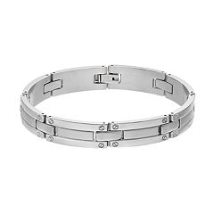 1913 Men's Stainless Steel Bracelet