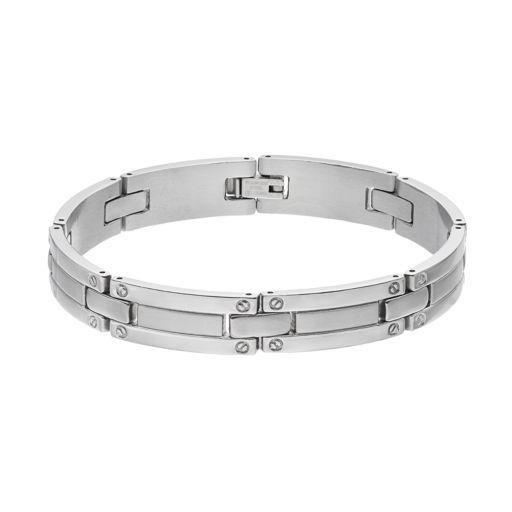1913 Men's Stainless Steel Bracelet