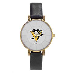 Women's Sparo Pittsburgh Penguins Lunar Watch