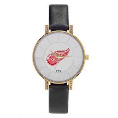 Women's Sparo Detroit Red Wings Lunar Watch