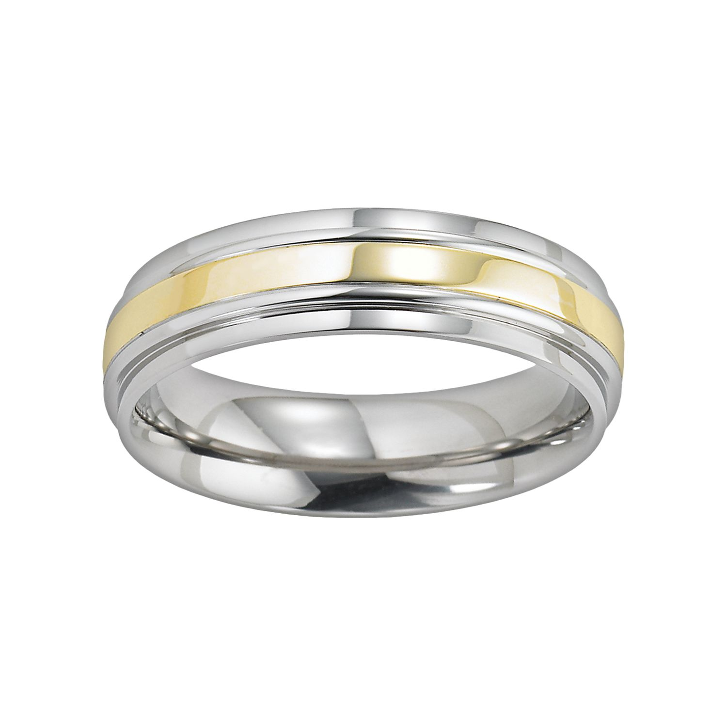 Mens Wedding Bands Kohls