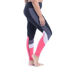 Plus Size Marika Color Block Leggings