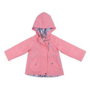 Baby Girl Carter's Midweight Fleece Lined Jacket