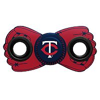 Minnesota Twins Diztracto Two-Way Fidget Spinner Toy