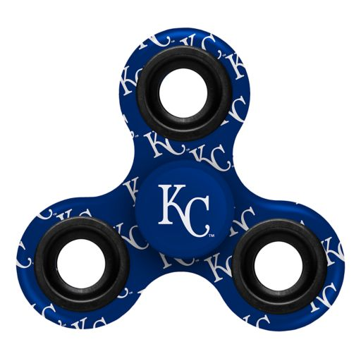 Kansas City Royals Diztracto Three-Way Fidget Spinner Toy