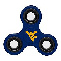 West Virginia Mountaineers Diztracto Three-Way Fidget Spinner Toy