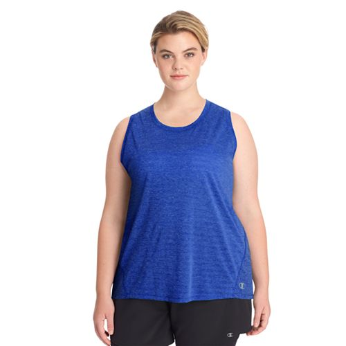 Plus Size Champion Double Dry Performance Tank