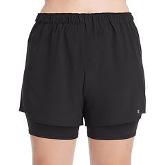 Plus Size Champion Performance 2-in-1 Shorts