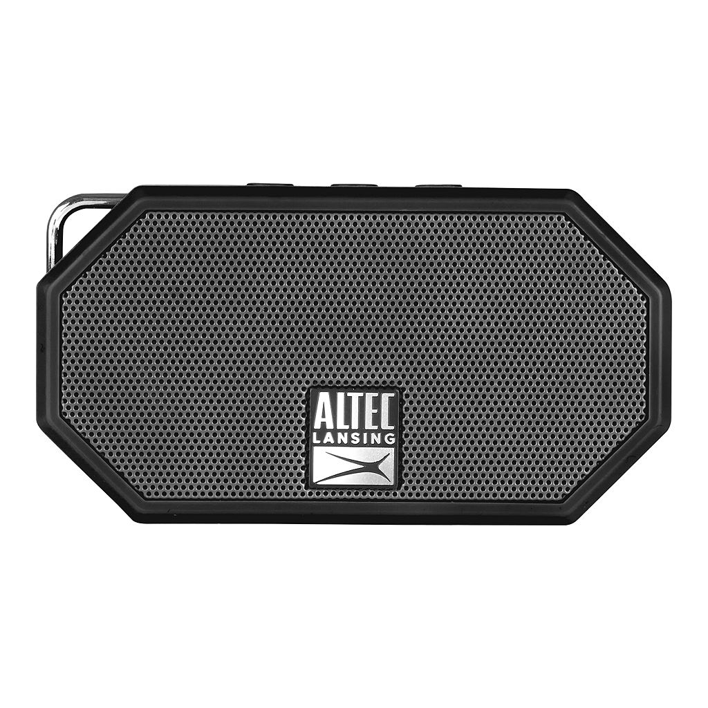 Altec Lansing Mini H20 3 Bluetooth Speaker