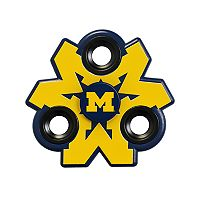 Michigan Wolverines Diztracto Three-Way Fidget Spinner Toy