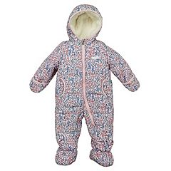 Baby Girl Osh'Kosh B'gosh® Floral Print Snowsuit
