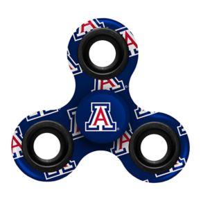 Arizona Wildcats Diztracto Three-Way Fidget Spinner Toy