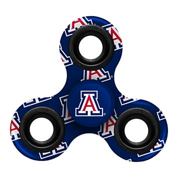 Arizona Wildcats Diztracto Three-Way Fidget Spinner Toy