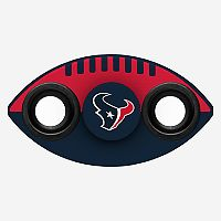 Houston Texans Diztracto Two-Way Football Fidget Spinner Toy