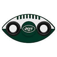 New York Jets Diztracto Two-Way Football Fidget Spinner Toy