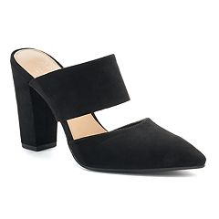 Apt. 9® Ability Women's High Heel Mules