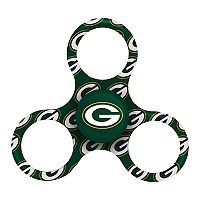 Green Bay Packers Diztracto Light-Up Fidget Spinner Toy