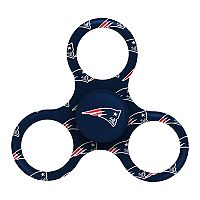 New England Patriots Diztracto Light-Up Fidget Spinner Toy