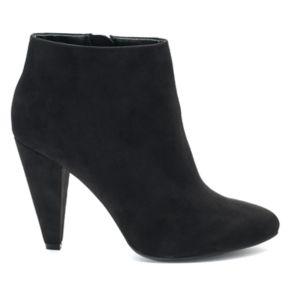 Apt. 9® Utilized Women's High Heel Ankle Boots