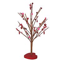 Celebrate Valentine's Day Together Artificial Berry Tree Decor
