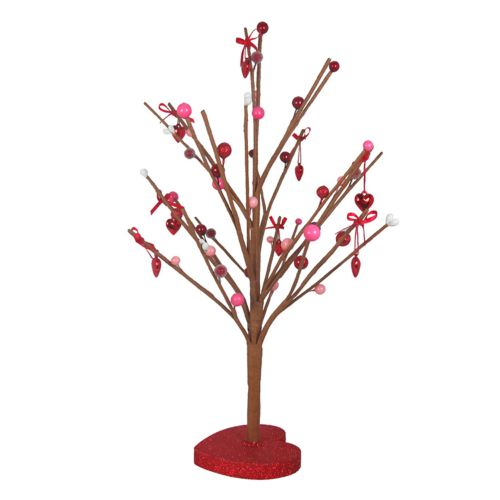 Celebrate Valentine S Day Together Artificial Berry Tree Decor