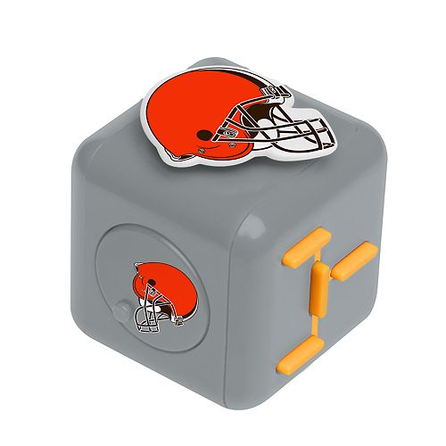 Wholesale Cleveland Browns Diztracto Fidget Cube Toy  for sale