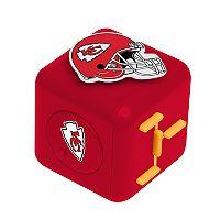 Kansas City Chiefs Diztracto Fidget Cube Toy
