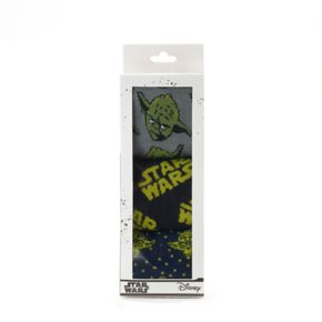 Men's Star Wars 3-Pack Crew Socks