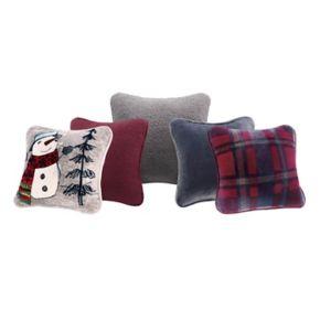 Cuddl Duds Sherpa Throw Pillow