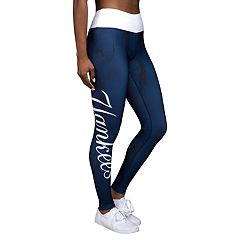Women's Forever Collectibles New York Yankees Marble Wordmark Leggings