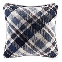 Cuddl Duds Plaid Throw Pillow