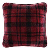 Cuddl Duds Plaid Throw Pillow