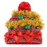 Men's Ugly Christmas Sweater Hat