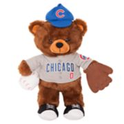 Forever Collectibles Chicago Cubs Clubhouse Buddy Stuffed Animal