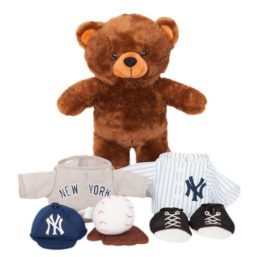 Forever Collectibles New York Yankees Clubhouse Buddy Stuffed Animal