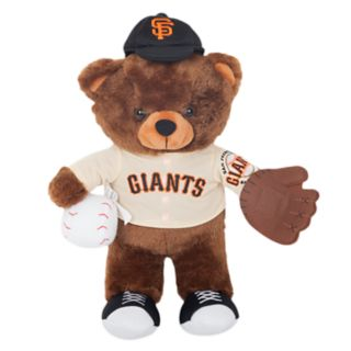 Forever Collectibles San Francisco Giants Clubhouse Buddy Stuffed Animal