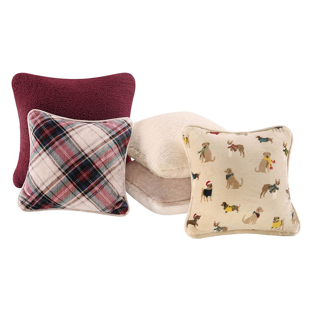 Cuddl Duds Throw Pillow