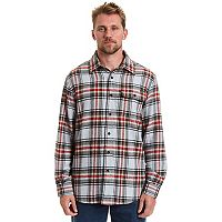 Big & Tall Stanley Classic-Fit Plaid Flannel Button-Down Shirt